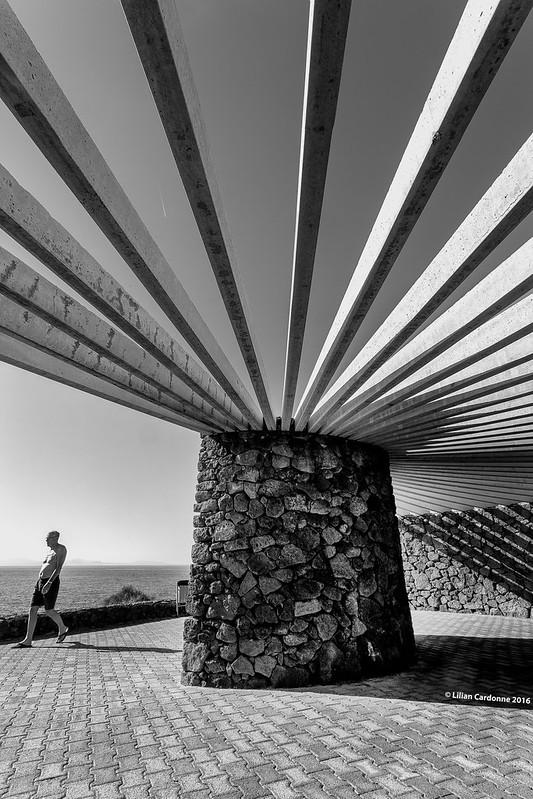 Along Playa Blanca Walkway #2