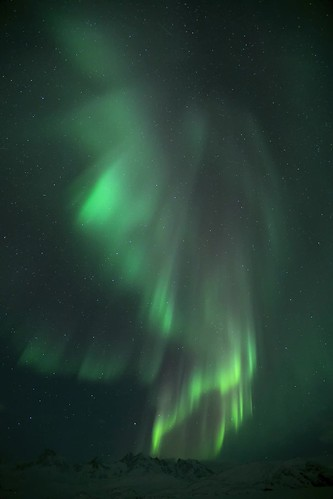 Northern Lights in Tasiilaq