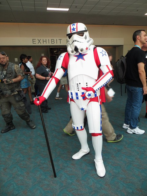 Evel  Knievel Stormtrooper