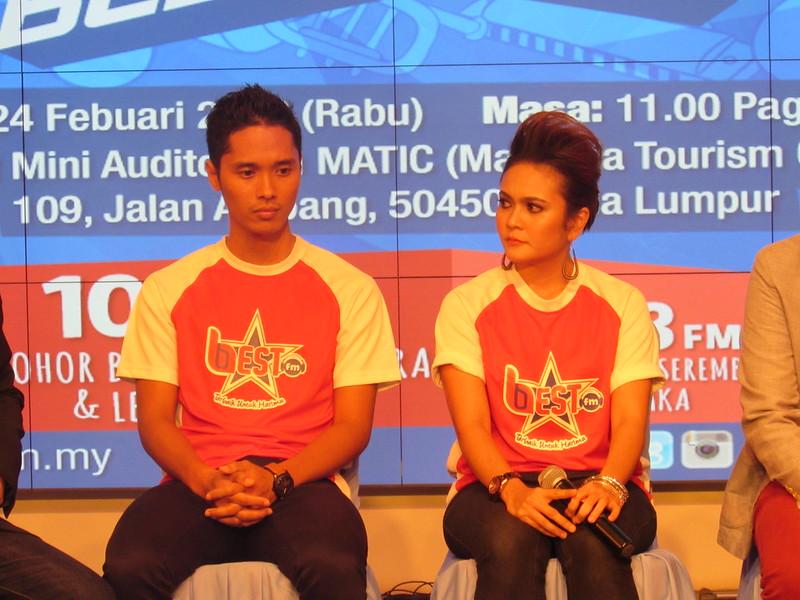 Double Z_BestPagi BestFM_Zairi&Zarina1