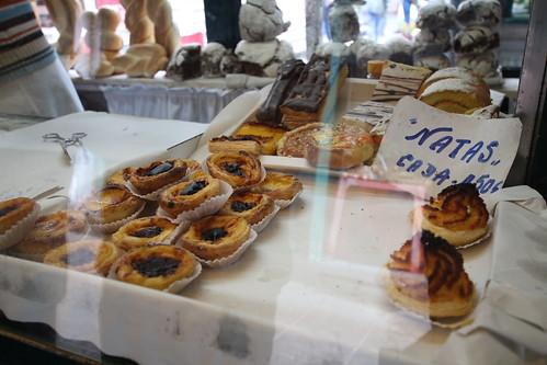 Pasteis de Nata食べ比べ