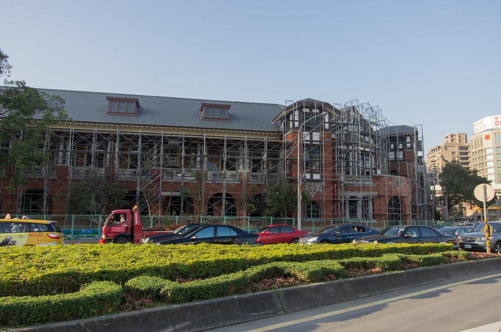 台北北門及周邊建物(新手拍攝)