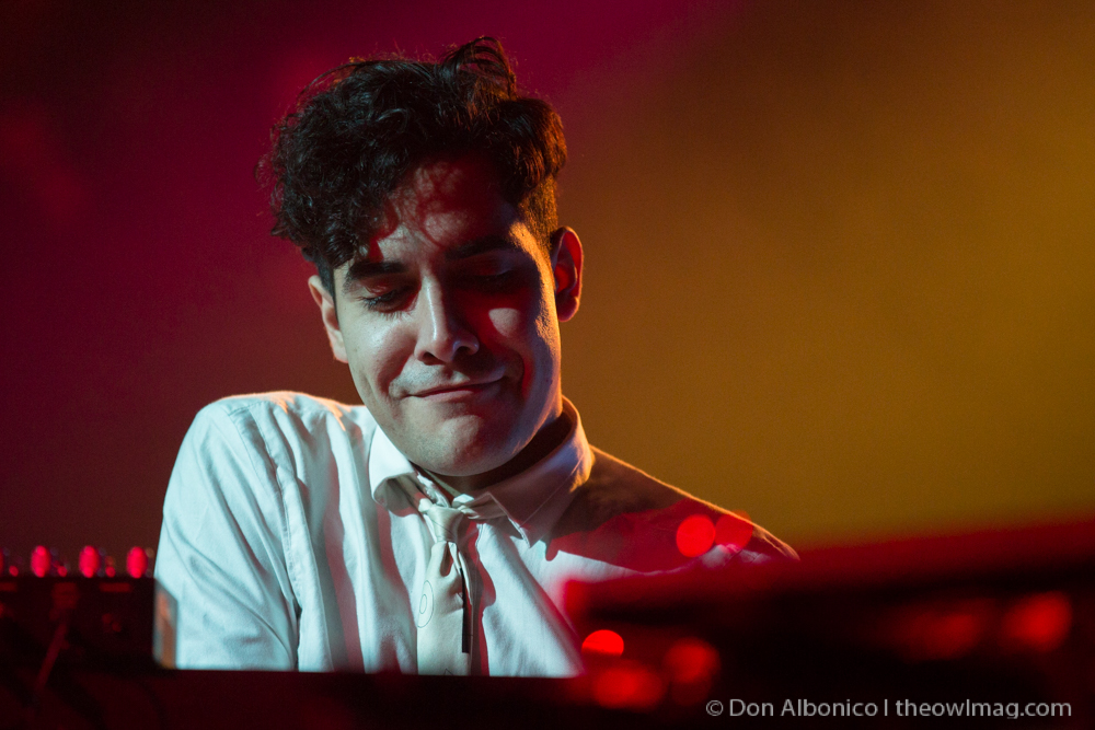 Neon Indian @ Mezzanine San Francisco 2/22/16
