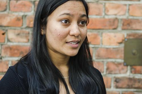 Rachana Sunar (22), Nepal