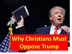 Christians Oppose Trump