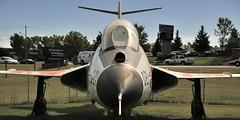 RCAF McDonnell CF-101B Voodoo interceptor c1961 - Aero Space Museum, Calgary, Alberta