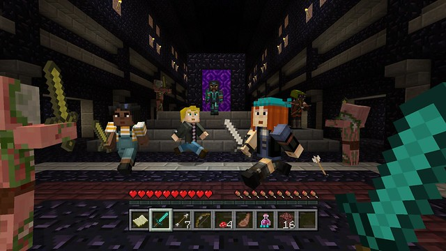 Minecraft_SkinPack_StoryMode_Shot2