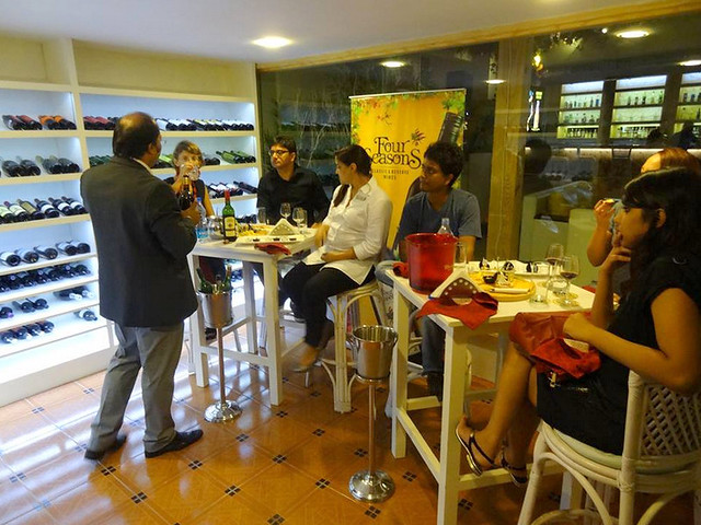 Wine Tasting Session in Goa