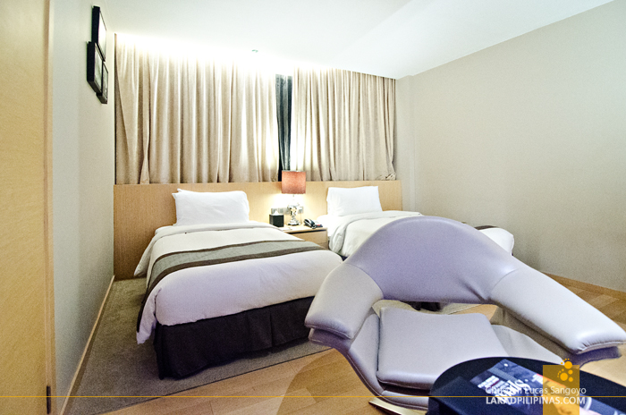 Horizon Hotel Kota Kinabalu Deluxe Room