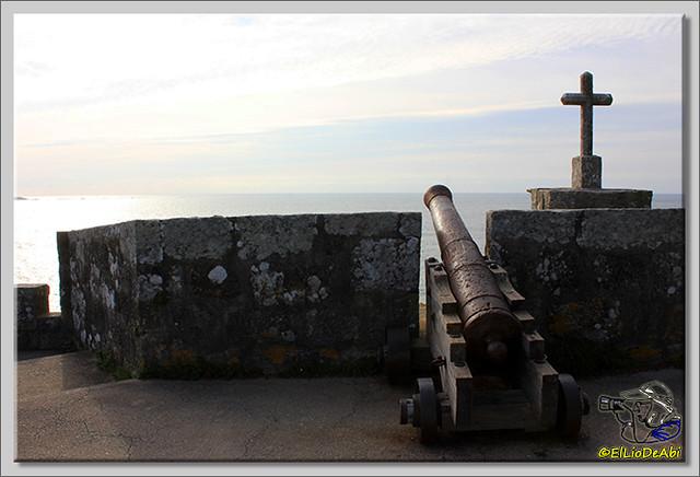 Fortaleza de Monterreal en Baiona (7)