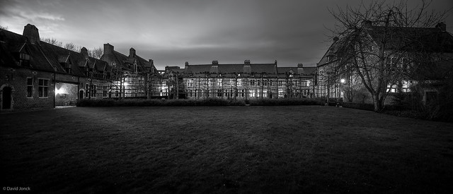 Evening @ Groot Begijnhof Leuven