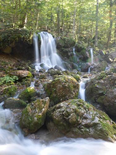 berg österreich wasser wasserfall natur wandern steiermark ort klamm mixnitz grv4al grl5al
