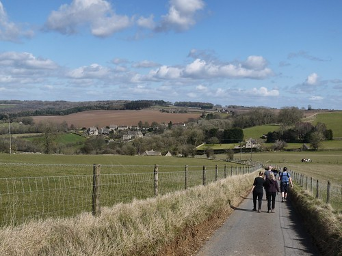Back to Snowshill