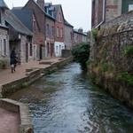 Un río corto