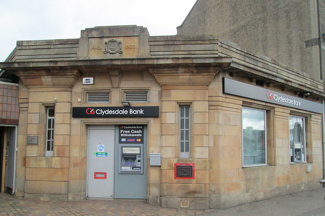 Clydesdale Bank Building, Rosyth