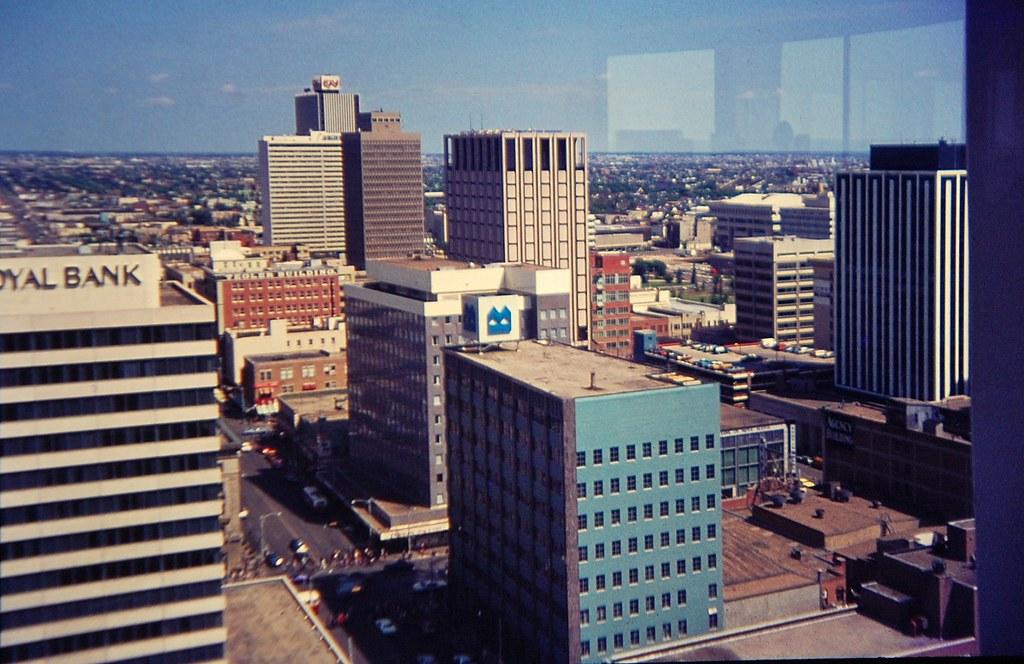Life in Edmonton 1972 – Archive Footage