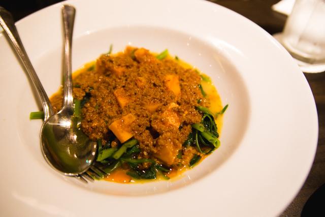 Blue Ginger Peranakan food Singapore