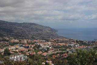 Pico de los Barcelos. Funchal. Isla Madeira (Portugal)