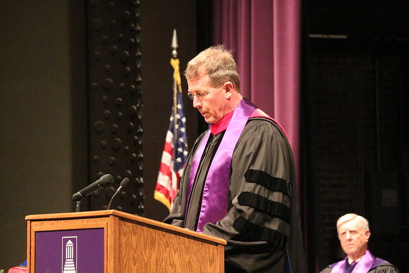 Southwestern College inauguration