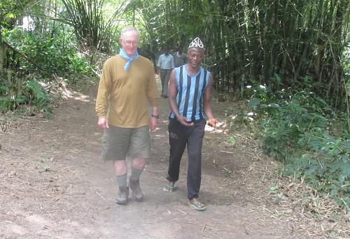 John and Kapere