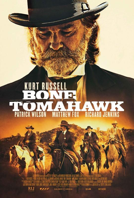 Bone Tomahawk - Poster 2