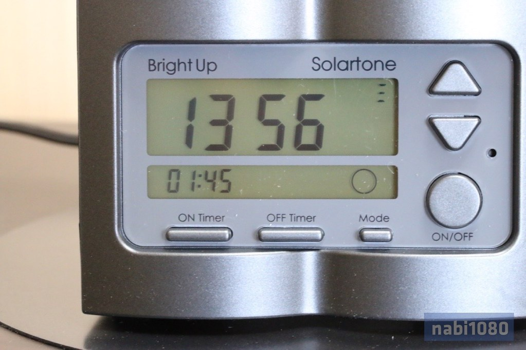 Bright Up Clock08