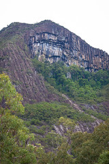 Mount Beerwah, Glass House Mountains