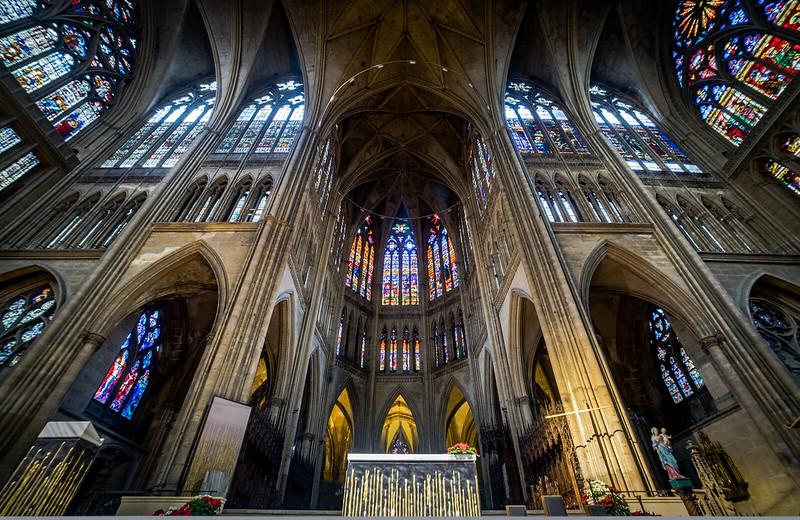 Cathédrale Saint-Étienne de Metz