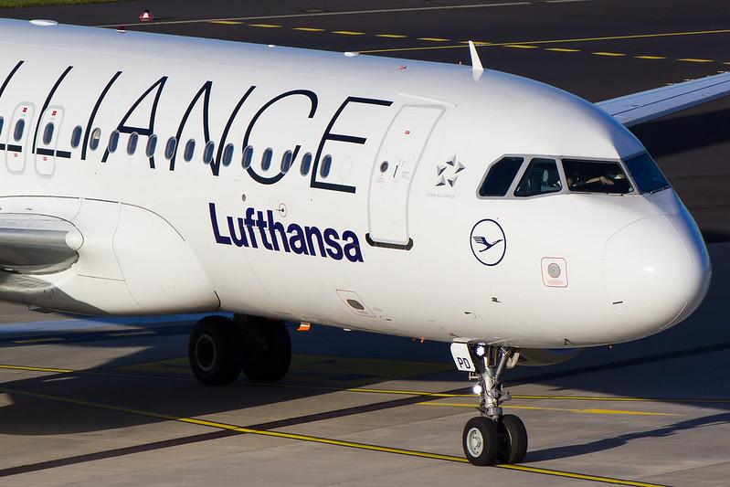 Lufthansa - A320 - D-AIPD (3)