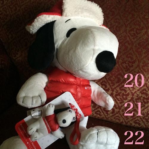 Macy's Snoopy