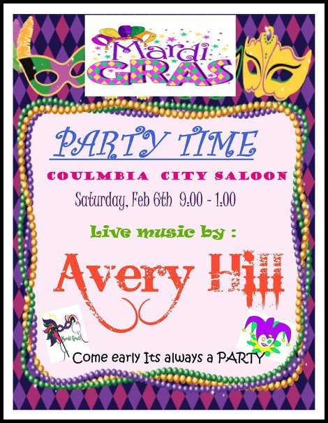 Avery Hill 2-6-16