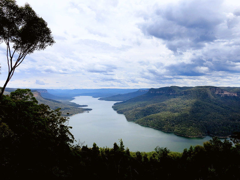 Warragamba Dam & Burragorang lookout | Dignifiable