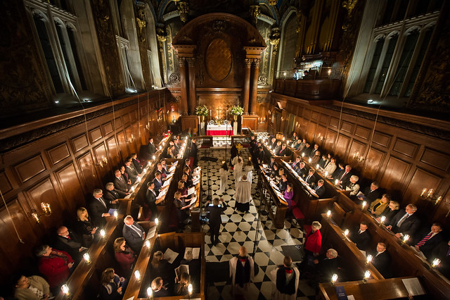 Hampton Court Palace Holds First Catholic Vespers In Over 450 Years