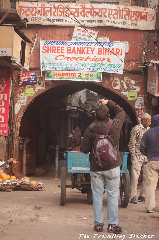 Old Delhi Walk (3)
