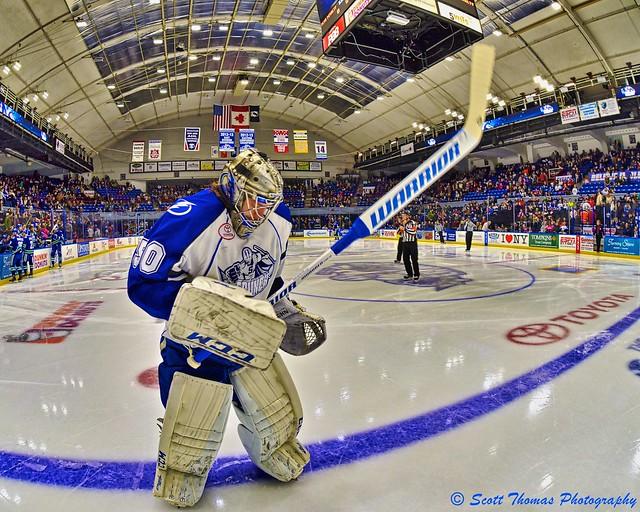 Hockey Warrior