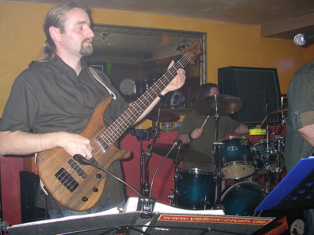 Auftritt 2010-05-08 Sonsbeck Lion's Lounge