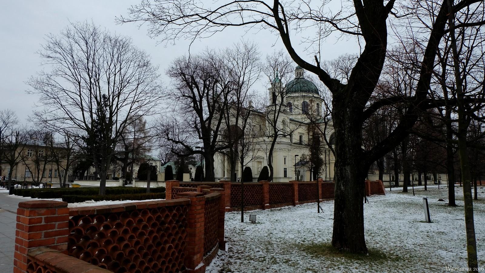 Kościół pw. Św. Anny, Wilanow, Warszawa, Poland