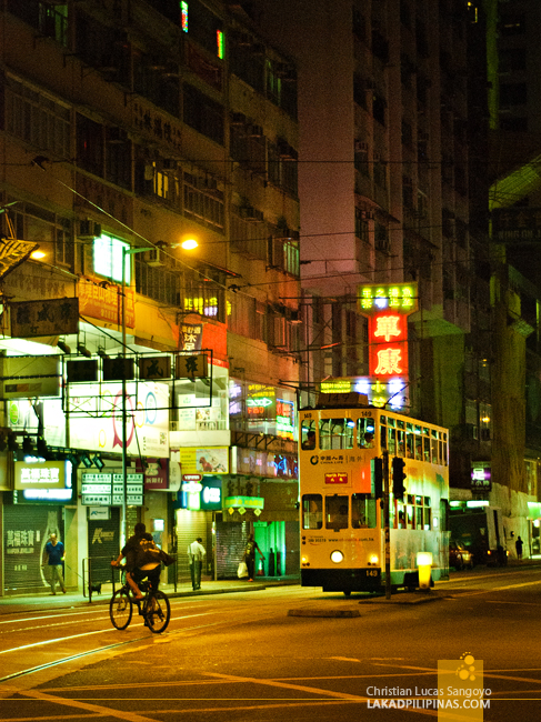 Hong Kong Walk Wan Chai