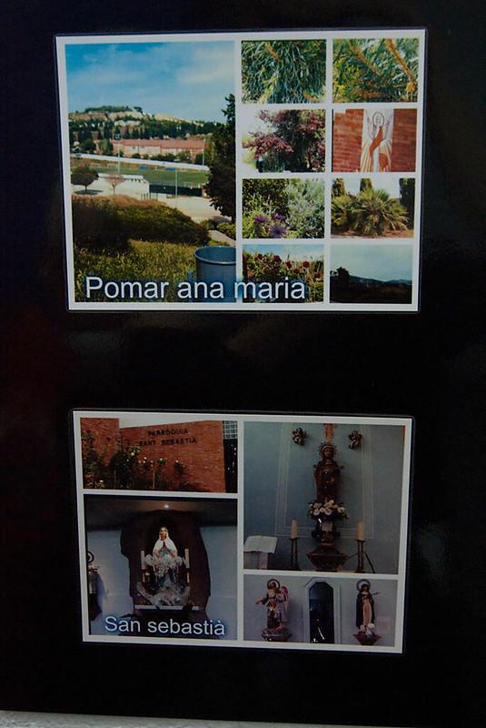Exposició fotogràfica ¡Pomar, quien te ha visto y quien te ve!