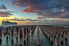 007 / 100x - Princes Pier