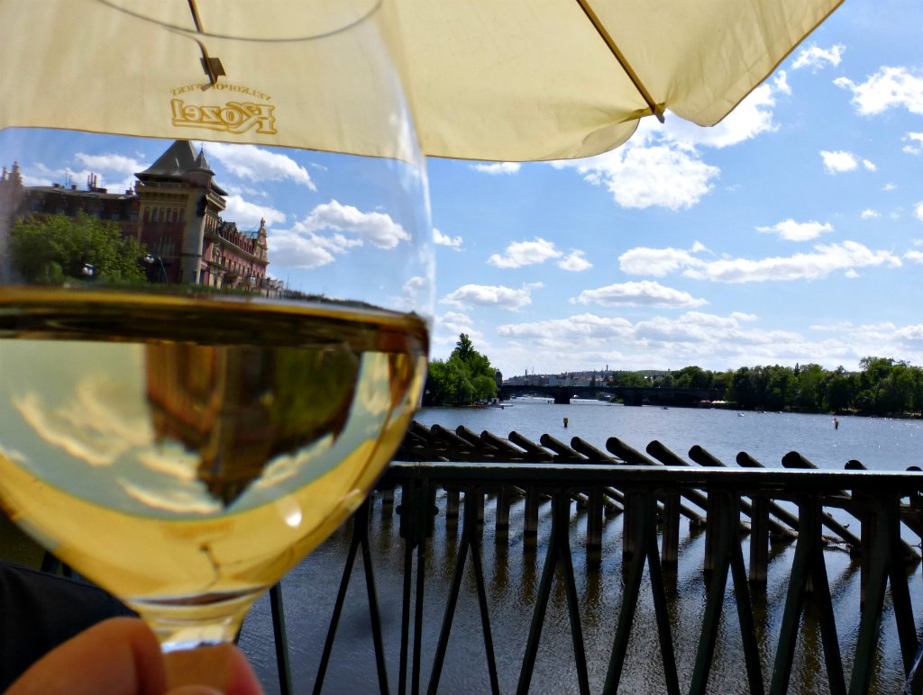 Prague Food - Czech Wine
