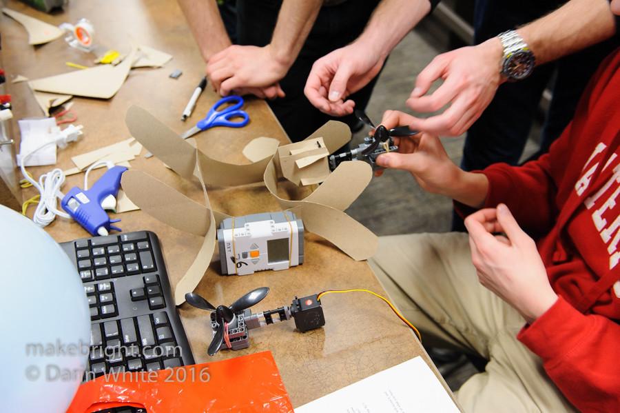 UW Mech Eng prototyping class 074