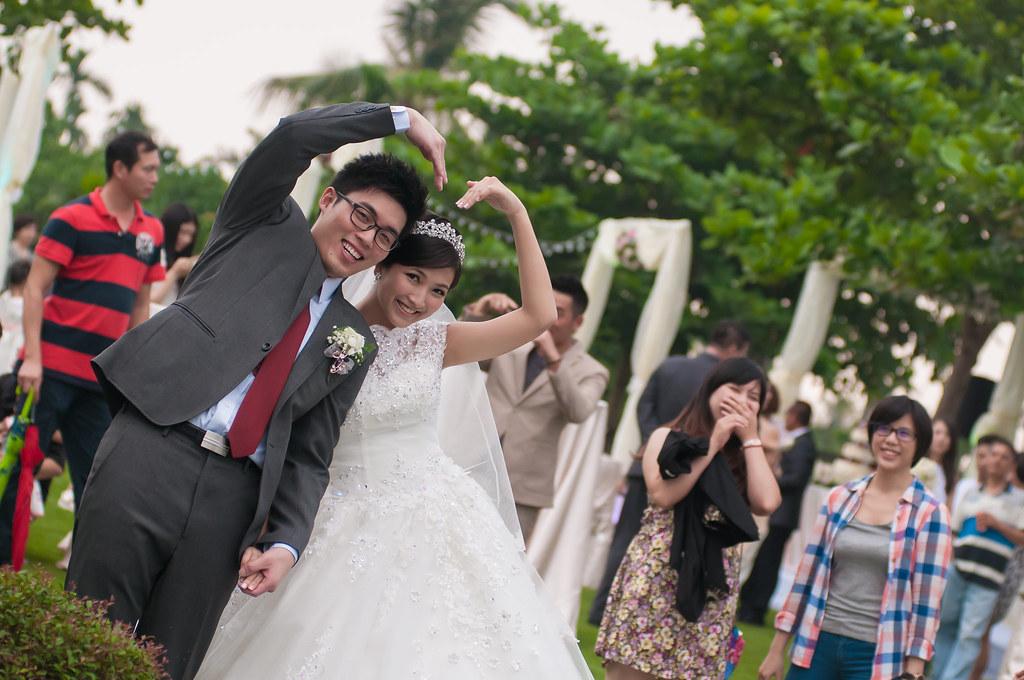 推薦!高雄kiss九九麗緻婚紗打造夢幻唯美戶外婚禮 (28)