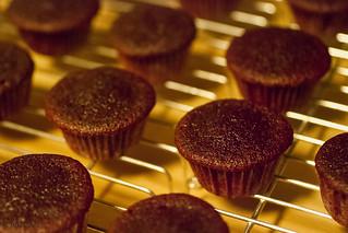 Strawberry red velvet cupcakes