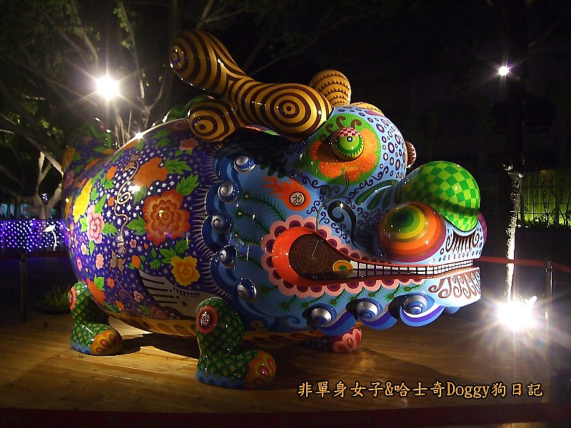 2013台北燈節在花博09