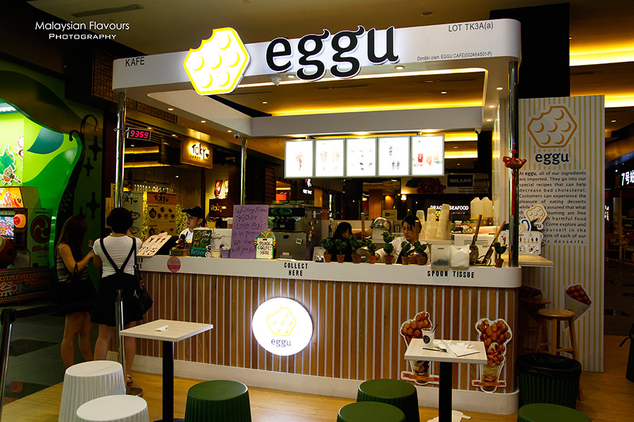 Eggu Eggettes & Softserve Ice Cream Atria Shopping Gallery PJ