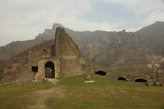 Akhtala Moastery