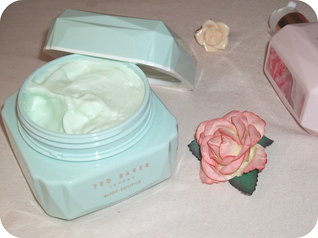Ted Baker Mint Body Souffle