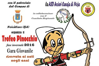 Noicattaro. Trofeo Pinocchio front
