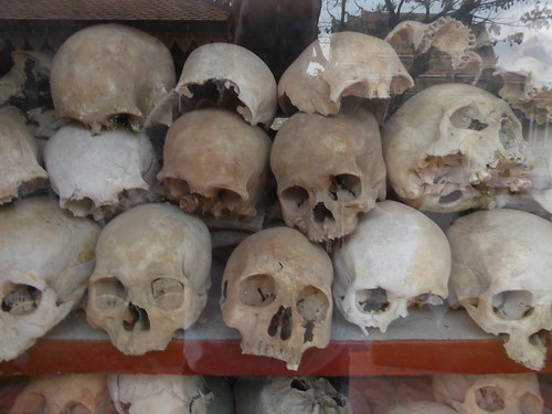 Skull, not scar